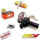 GY6 50cc 150cc Stage 4 Ignition System Power Spark NCY CDI Direct Coil NGK