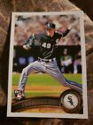 Chris Sale Rookie Cards and Prospect Card Guide 21