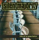 SILENT MAJORITY - Life Of A Spectator - CD - **Mint Condition** - RARE