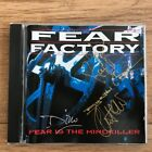 Fear Factory - Fear Is The Mindkiller - CD Album SIGNED COPY