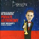 GEOFF MULDAUR FUTURISTIC ENSEMBLE - Private Astronomy: A Vision Of Music - VG