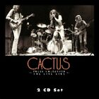 CACTUS - Fully Unleashed: Live Gigs 1 - CD - Original Recording Reissued Live VG