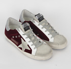 Golden Goose Womens G35WS590 O94 Vintage Sneakers Shoes 35 38 100 Authentic