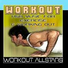 WORKOUT ALLSTARS - Workout: R&b Music For Exercise & Working Out (fitness, VG