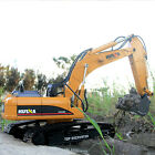 HUINA Hydraulic Excavator 580 RC Kids Toys Styling Big Off Road Construction 23