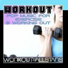 WORKOUT ALLSTARS - Workout: Pop Music For Exercise & Working Out (fitness, VG