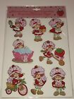 Strawberry Shortcake Stickers Scented New From Year 2000