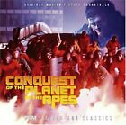 Conquest Of Planet Of Apes: Battle For Planet Of Apes - CD - Soundtrack - NEW
