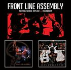 FRONT LINE ASSEMBLY - Tactical Neural Implant & Millennium - 2 CD - Excellent