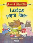 LISTOS PARA LEER READY TO READ COLECCION RASCACIELOS By Rosemary Wells VG+