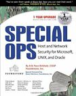 SPECIAL OPS HOST AND NETWORK SECURITY FOR MICROSOFT UNIX AND By Stuart Mint