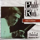 BUDDY RICH - Rags To Riches - CD - **BRAND NEW/STILL SEALED**