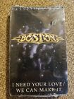 Boston I Need Your Love / We Can Make It Cassette Single -STILL SEALED-