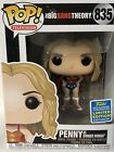 Funko Pop The Big Bang Theory: Penny #835 As Wonder Women SDCC Shared Exclusive