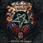 SUPERJOINT RITUAL - Use Once & Destroy - CD - Clean - **BRAND NEW/STILL SEALED**