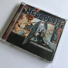 Megadeth United Abominations 2007 Audio CD Roadrunner Records C1854