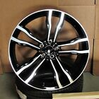 BMW X5 X6 M Style 20x10 11 5x120 +40 +37 BMF Wheels Set of 4 Fit E71 X6