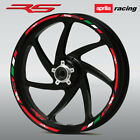 Stripes RS50 RS125 RS250 R Aprilia Racing RS Motorbike Wheel Deca