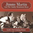 JIMMY MARTIN - Lord I'm Coming Home - CD - **Mint Condition** - RARE