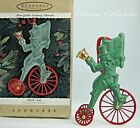 1996 Hallmark Uncle Sam Turn of the Century Parade Ornament 2nd Series Toy Bell