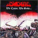 BUDGIE - We Came We Saw - 2 CD - Live - **Excellent Condition** - RARE