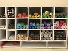 GIANT LOT 90+ COPIC SKETCH MARKERS CASE INCLUDED MICRONS LINERS ETC