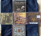 3 Inches Of Blood- Complete Studio Discography (5 CD Lot) Battlecross, Voltax