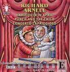 LORRAINE MCASLAN - Arnell: Harlequin In April, Punch And Child, Concerto NEW