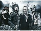 Axl Rose Among Rockers with Autographs in 2013 Topps Archives Baseball 13