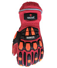 Cestus Deep Iii Barrier Rescue Extrication Glove 1002 Red