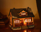 1999 Lemax Jukebox Junction Village Collection Cape Cottage #95384