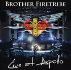 BROTHER FIRETRIBE - Live At Apollo - CD - Import - **Excellent Condition**