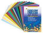Fadeless Art Paper 50 lb 12 x 18 Inches Multiple Colors 60 Sheets