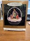 Christmas 1993 Hallmark QLX7165 Keepsake Ornament Forest Frolics #5 Magic