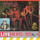 NEW YORK DOLLS - Red Patent Leather - CD - Live - **BRAND NEW/STILL SEALED**