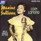 MAXINE SULLIVAN - Maxine Sullivan - Loch Lomond: Greatest Hits 1937-1942 - NEW
