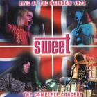 SWEET - Live At Rainbow 1973 - CD - Live - **Mint Condition** - RARE