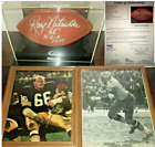 Ray Nitschke Cards, Rookie Card and Autographed Memorabilia Guide 34