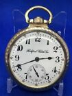 Rockford Pocket Watch 21J 16S P822