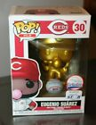 Funko POP MLB Cincinnati Reds GOLD EUGENIO SUAREZ Limited to 500 SGA 7 20 2019