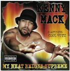 Kenny Mack - My Heat Reigns Supreme * 1998 * Portland * Cool Nutz * Very RARE *