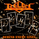 Recon - Behind Enemy Lines CD 2019 Roxx Records •• NEW ••