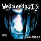 WEDNESDAY 13 - Skeletons - CD - **Mint Condition** - RARE