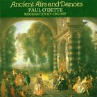 O'DETTE - Ancient Airs & Dances - CD - Import - **BRAND NEW/STILL SEALED**