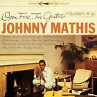 JOHNNY MATHIS - Open Fire Two Guitars - CD - Original Recording Reissued NEW