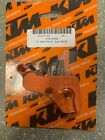 KTM Orange Billet Case Guard 125/200 SX/EXC 1998-2007