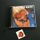 Bad for You by B-Movie Rats (CD, Aug-2000, Junk Records) + Mini Tattoo