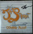 Jack Straight Coming Alive CD 2009 Signed Country Western Music Out Of Print
