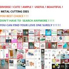 Metal Cutting Dies Stencils Craft Scrapbooking Album Paper Card Gift Christmas