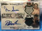 2012 Topps UFC Bloodlines Trading Cards 31